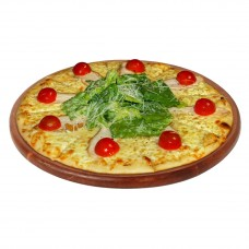 пицца Цезарь с курицей